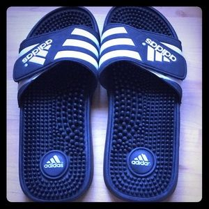 NEW ADIDAS Swim Beach Boat Shower Shoes Sandal 7-8